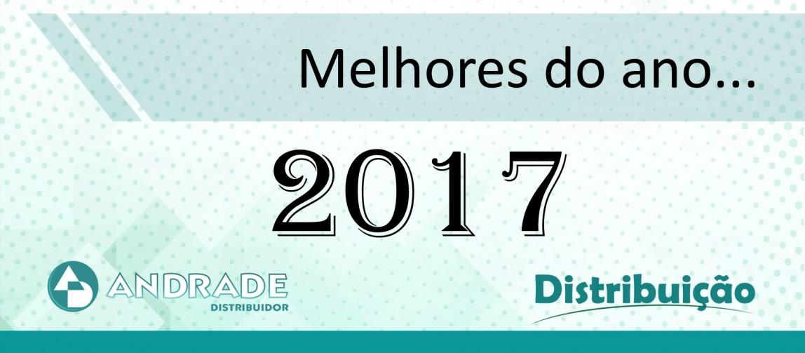 Reunião Distribuição - Melhores do Ano 2017