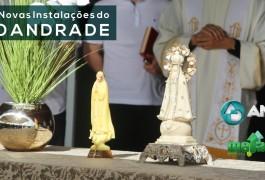 Bênção Religiosa - Novas Instalações do Grupo Andrade