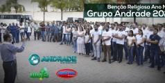 Bênção Religiosa - Ano Novo Grupo Andrade 2020