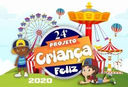 24º Projeto Criança Feliz - Ano 2020